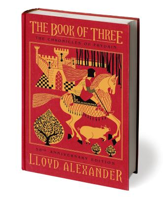 The Book of Three - Alexander, Lloyd, and Hale, Shannon (Introduction by)