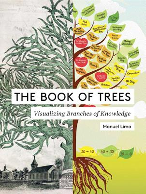 The Book of Trees: Visualizing Branches of Knowledge - Lima, Manuel, and Shneiderman, Ben (Foreword by)