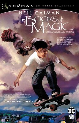 The Books of Magic 30th Anniversary Edition - Gaiman, Neil