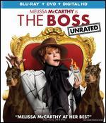 The Boss [Includes Digital Copy] [Blu-ray/DVD]