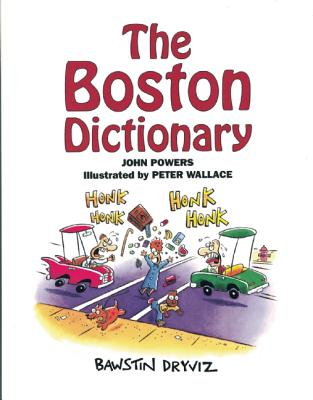 The Boston Dictionary - Powers, John