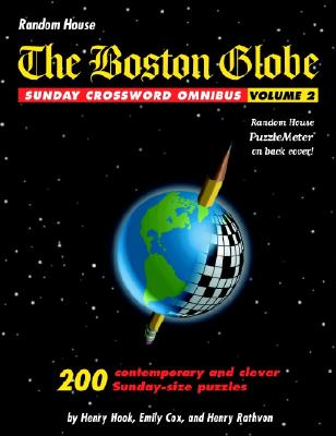 The Boston Globe Sunday Crossword Omnibus, Volume 2 - Hook, Henry, and Cox, Emily, and Rathvon, Henry