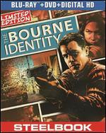 The Bourne Identity [2 Discs] [Includes Digital Copy] [UltraViolet] [SteelBook] [Blu-ray/DVD]