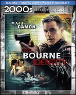 The Bourne Identity [Includes Digital Copy] [Blu-ray]