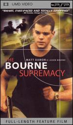 The Bourne Supremacy [UMD]