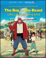 The Boy and the Beast [Includes Digital Copy] [UltraViolet] [Blu-ray/DVD] [2 Discs]