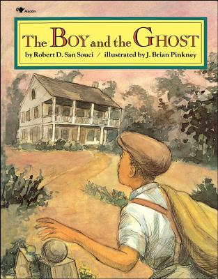 The Boy and the Ghost - San Souci, Robert D