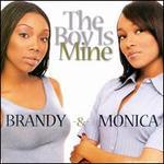 The Boy Is Mine [US CD Single]