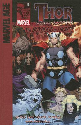 The Boyhood of Thor! - Lee, Stan