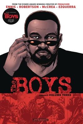 The Boys Omnibus Vol. 3 - Ennis, Garth, and Robertson, Darick, and McCrea, John