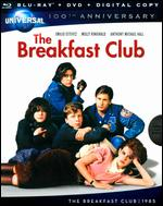 The Breakfast Club [2 Discs] [Includes Digital Copy] [Blu-ray/DVD] - John Hughes