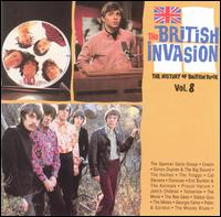 The British Invasion: History of British Rock, Vol. 8 - Various Artists