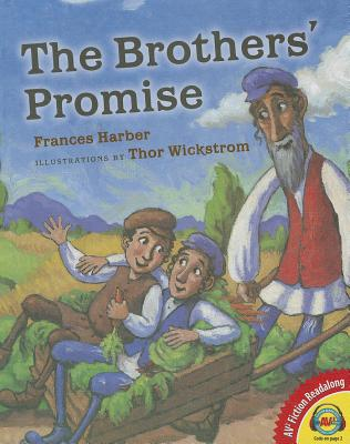 The Brothers' Promise - Harber, Frances