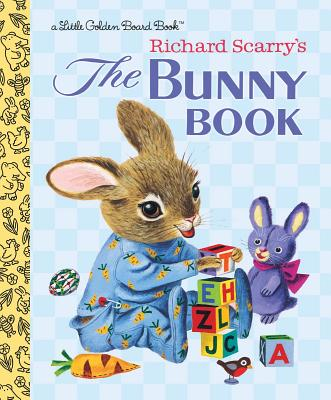 The Bunny Book - Scarry, Patsy