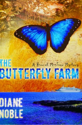 The Butterfly Farm - Noble, Diane