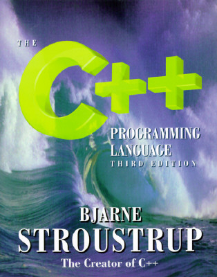 The C++ Programming Language Still Available - Stroustrup, Bjarne