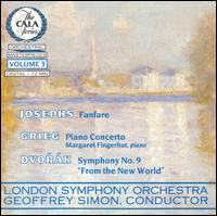 The Cala Series: Orchestral Masterworks, Vol. 3 - Margaret Fingerhut (piano); London Symphony Orchestra; Geoffrey Simon (conductor)