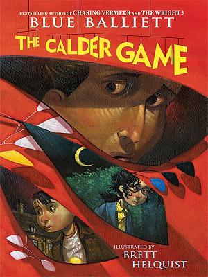 The Calder Game - Balliett, Blue