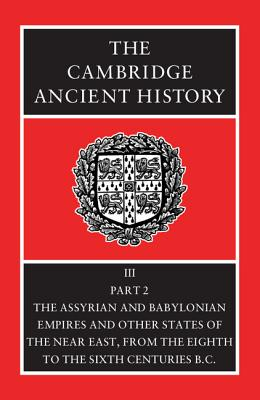 The Cambridge Ancient History - Boardman, John (Editor), and Edwards, I.E.S. (Editor), and Sollberger, E. (Editor)