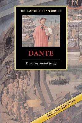 The Cambridge Companion to Dante - Jacoff, Rachel (Editor)