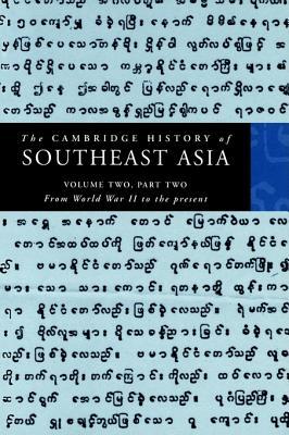The Cambridge History of Southeast Asia - Tarling, Nicholas (Editor)