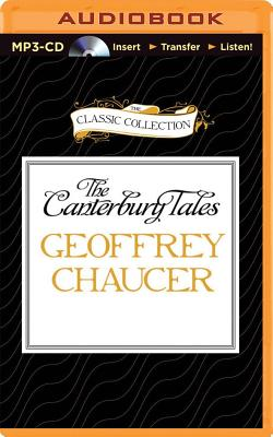 The Canterbury Tales - Chaucer, Geoffrey, and Butler, David (Read by)