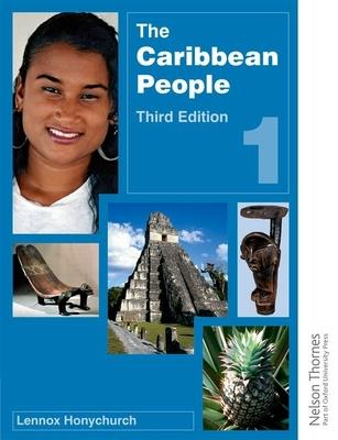 The Caribbean People Book 1 - Honychurch, Lennox