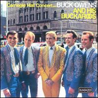 The Carnegie Hall Concert - Buck Owens