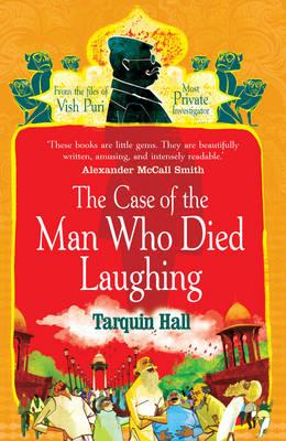 The Case of the Man Who Died Laughing - Hall, Tarquin