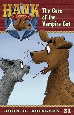 The Case of the Vampire Cat - Erickson, John R