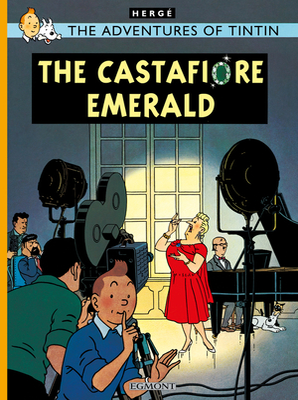 The Castafiore Emerald - Herge