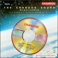 The Chandos Sound Experience - Boris Berman (piano); Christopher Plummer; Howard Shelley (piano); Louis Lortie (piano)