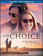 The Choice [Blu-ray/DVD] [2 Discs]