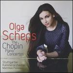 The Chopin Piano Concertos