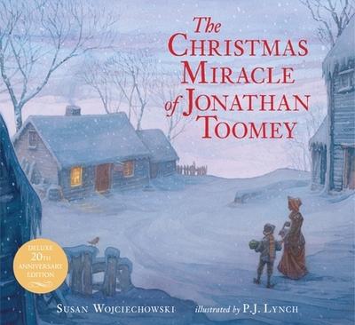 The Christmas Miracle of Jonathan Toomey - Wojciechowski, Susan