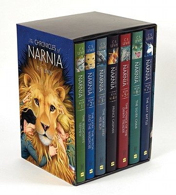 The Chronicles of Narnia Box Set: 7 Books in 1 Box Set - Lewis, C S