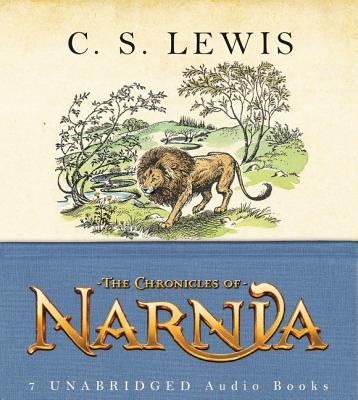 The Chronicles of Narnia CD Box Set: The Chronicles of Narnia CD Box Set - Lewis, C S (Read by), and Branagh, Kenneth (Read by)
