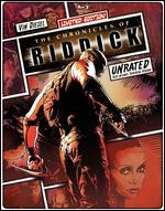 The Chronicles of Riddick [Includes Digital Copy] [SteelBook] [Blu-ray/DVD] [2 Discs]