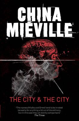 The City & The City - Mieville, China
