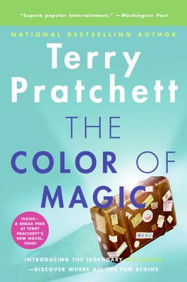 The Color of Magic - Pratchett, Terry