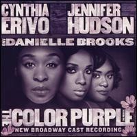 The Color Purple [New Broadway Cast Recording] - Cynthia Erivo (vocals); Danielle Brooks (vocals); Isaiah Johnson (vocals); Jennifer Hudson (vocals); Joaquina Kalukango (vocals); Kyle Scatliffe (vocals); The Color Purple Cast Ensemble (choir, chorus); Color Purple Orchestra