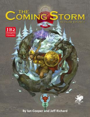The Coming Storm: The Red Cow Volume 1 - Cooper, Ian, Professor, and Richard, Jeff