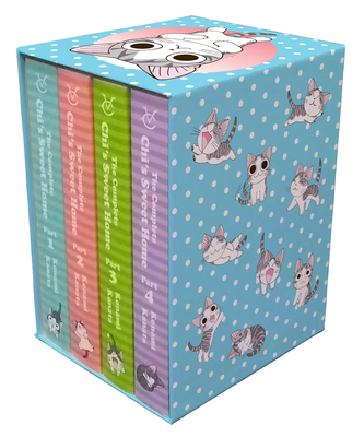 The Complete Chi's Sweet Home Box Set - Kanata, Konami