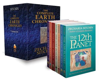 The Complete Earth Chronicles - Sitchin, Zecharia