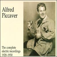 The Complete Electric Recordings, 1928-1930 - Alfred Piccaver (tenor); Julius Prüwer (flugelhorn); Bavarian State Opera Orchestra