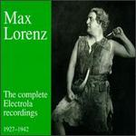 The Complete Electrola Recordings, 1927-1942