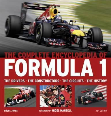 The Complete Encyclopedia of Formula One - Jones, Bruce