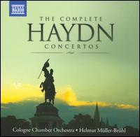 The Complete Haydn Concertos - Ariadne Daskalakis (violin); Augustin Hadelich (violin); Benoit Fromanger (flute); Christian Hommel (oboe);...