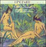 The Complete Hindemith Viola Music, Vol. 1: Viola Sonatas