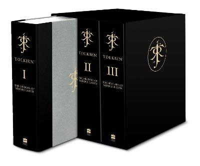 The Complete History of Middle-Earth - Tolkien, Christopher, and Tolkien, J. R. R. (Original Author)